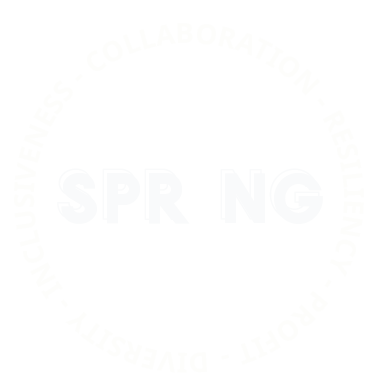 Spring: An Online Summit for Small Business Owners Logo